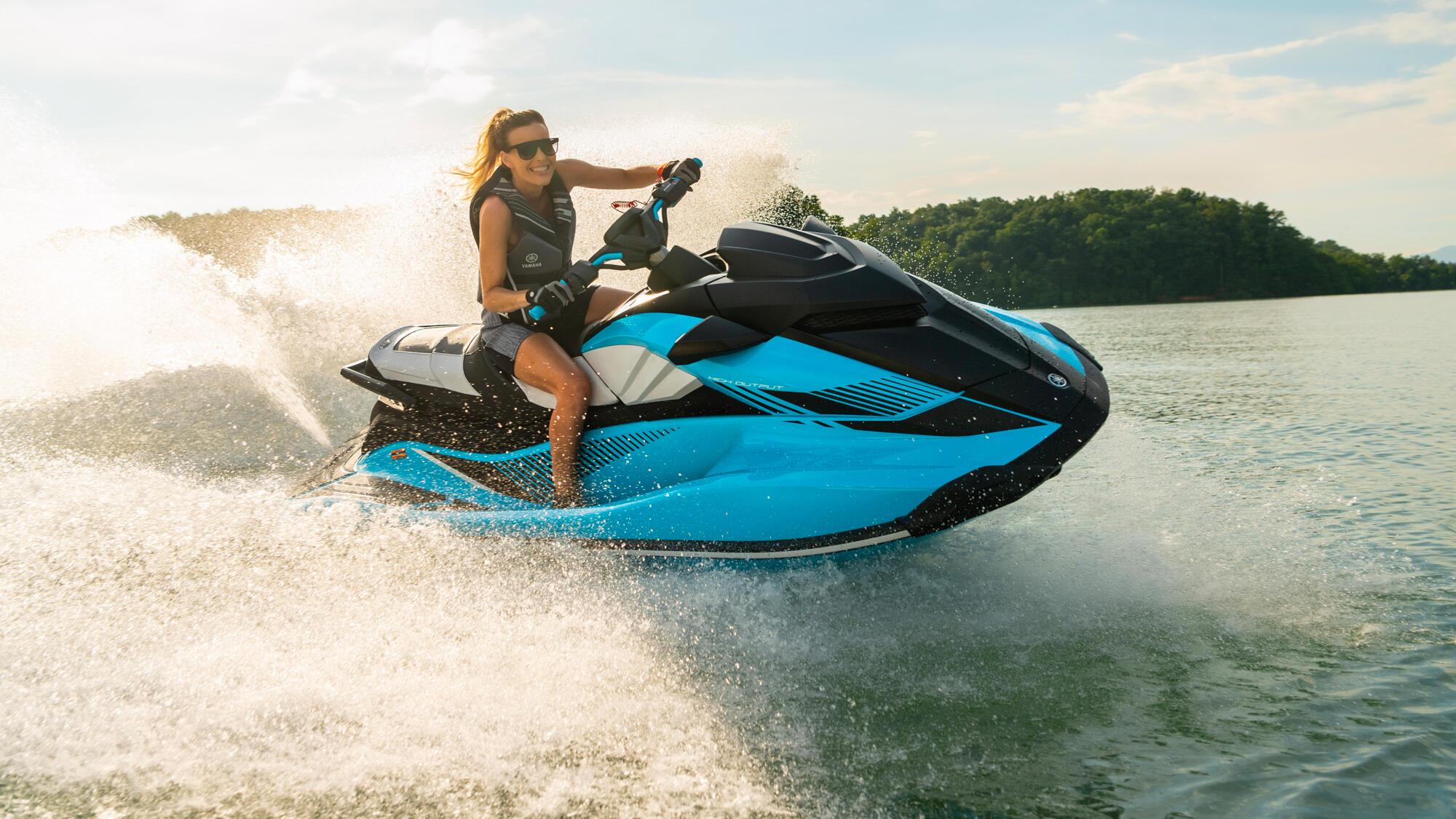 moto de agua yamaha gp 1800R Ho 2022 en Ibiza